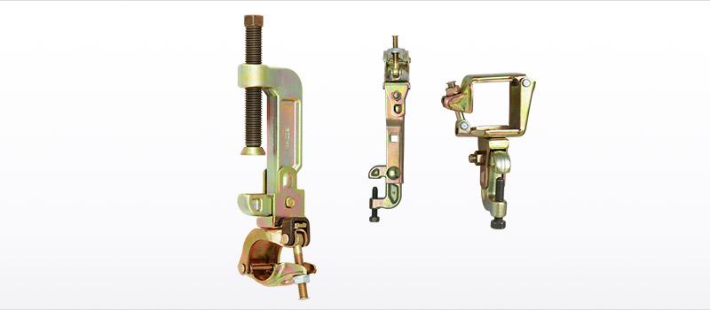 クランプ 鉄骨 単管クランプの種類と使い方|単管パイプの組み方と寸法・規格・強度について